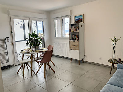 Appartement Ajaccio Studio -  29 m² - Carré Bodiccione - Rocade - Parking